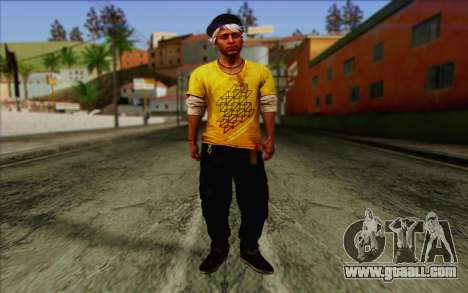 Oliver Carswell for GTA San Andreas