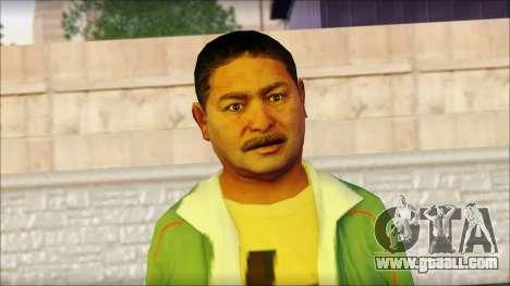 GTA 5 Ped 11 for GTA San Andreas third screenshot