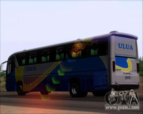 Comil Campione Ulua Scania K420 for GTA San Andreas back left view