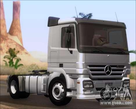 Mercedes-Benz Actros 3241 for GTA San Andreas