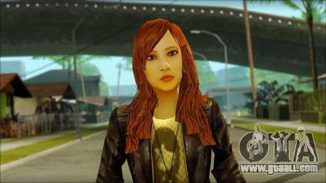 Sahra for GTA San Andreas third screenshot