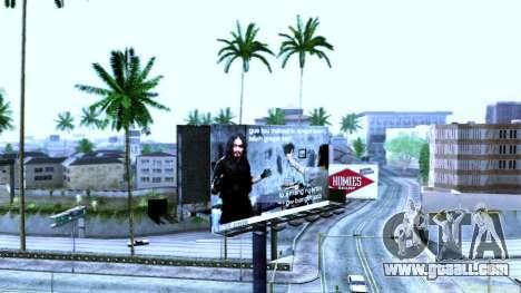 Grand ENB for Weak PC for GTA San Andreas