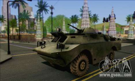 BRDM-2 from ArmA Armed Assault for GTA San Andreas
