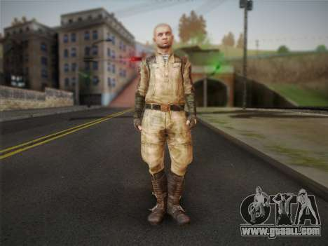 Paul (Metro Last Light) for GTA San Andreas