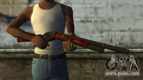 M1887 from PointBlank v3 for GTA San Andreas third screenshot