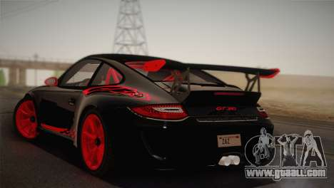Porsche 911 GT3RSR for GTA San Andreas left view