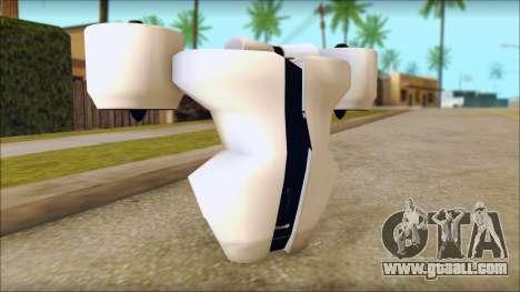 Modern Jetpack for GTA San Andreas third screenshot
