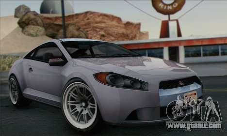 Maibatsu Penumbra 1.0 (IVF) for GTA San Andreas