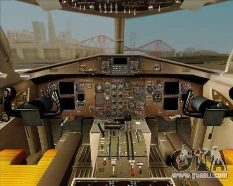 ATR 72-500 Garuda Indonesia Explore for GTA San Andreas upper view