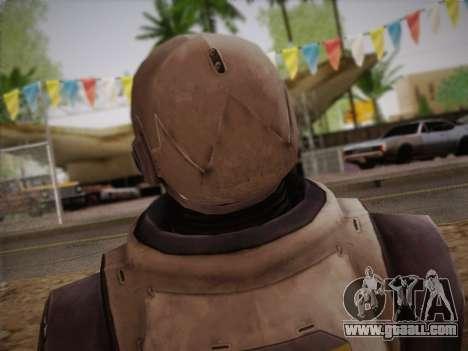 Mouser Human for GTA San Andreas third screenshot