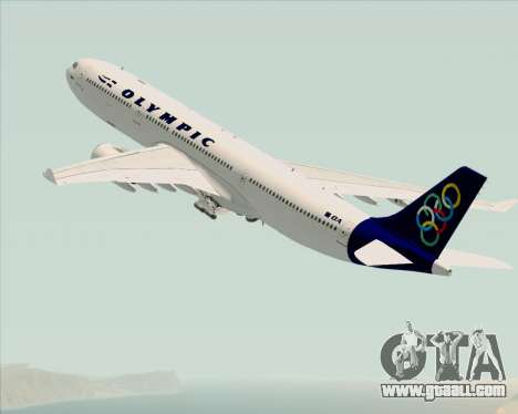 Airbus A330-300 Olympic Airlines for GTA San Andreas