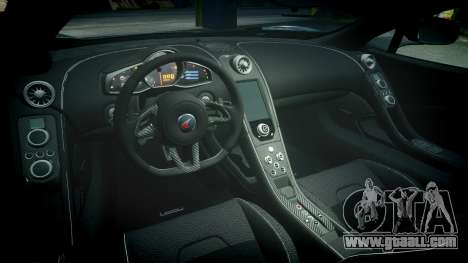 McLaren 650S Spider 2014 [EPM] Pirelli v1 for GTA 4 inner view