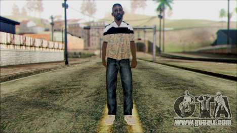 Bmost from Beta Version for GTA San Andreas