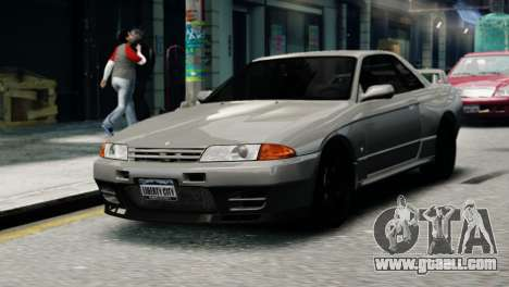 Nissan Skyline R32 GT-R for GTA 4