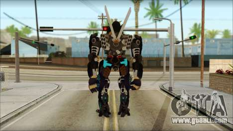 Дрифт (Transformers: Rise of the Dark Spark) for GTA San Andreas second screenshot