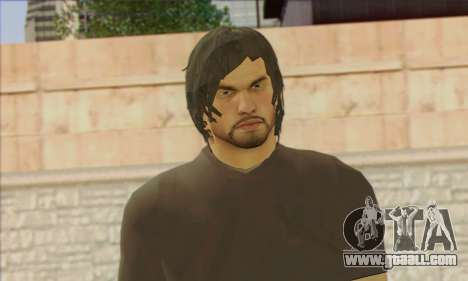 Passer-by (STAFF) for GTA San Andreas third screenshot