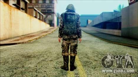 Soldier SA (WIC) for GTA San Andreas second screenshot