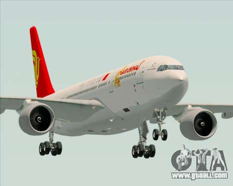 Airbus A330-200 Air China for GTA San Andreas