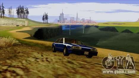 Bright ENB Series v0.1b By McSila for GTA San Andreas ninth screenshot