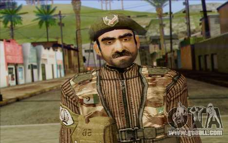 Soldiers MEK (Battlefield 2) Skin 5 for GTA San Andreas third screenshot
