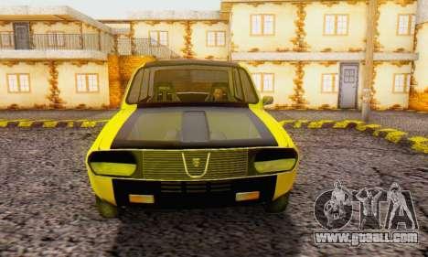 Dacia 1300 Old School for GTA San Andreas right view