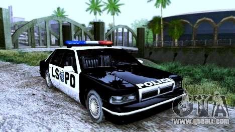 Grand ENB for Weak PC for GTA San Andreas second screenshot