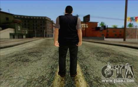 Introduction Mobster for GTA San Andreas second screenshot