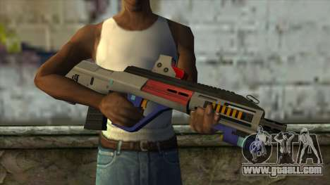 AUG A3 from PointBlank v6 for GTA San Andreas third screenshot