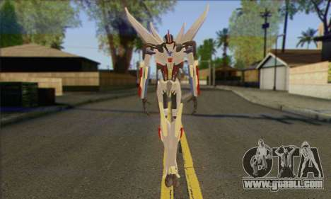 Starscrim from Transformers Prime for GTA San Andreas