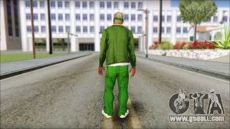 New CJ v3 for GTA San Andreas second screenshot