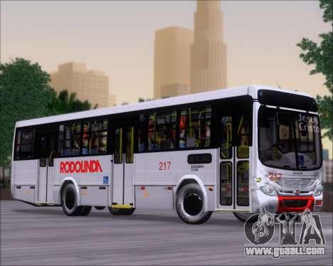 Marcopolo Torino G7 2007 - Volksbus 17-230 EOD for GTA San Andreas inner view