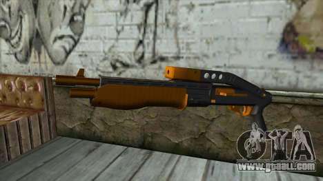 Nitro Shotgun v2 for GTA San Andreas