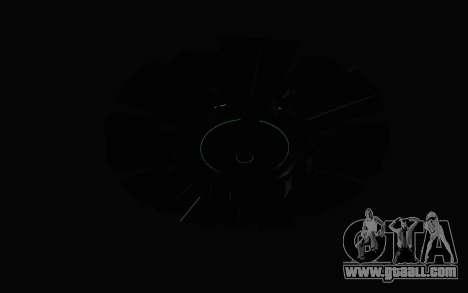 GTA 5 UFO for GTA San Andreas inner view