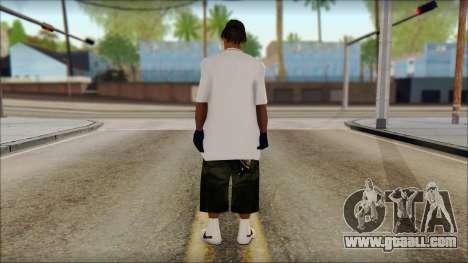 Afro - Seville Playaz Settlement Skin v1 for GTA San Andreas second screenshot