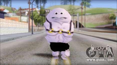 Ahguy from Sponge Bob for GTA San Andreas