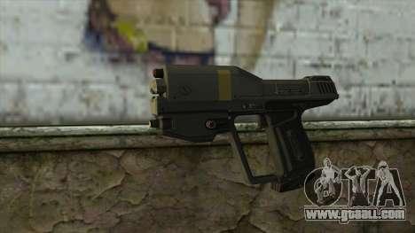 Halo Reach M6G Magnum for GTA San Andreas