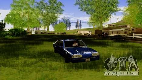 Bright ENB Series v0.1b By McSila for GTA San Andreas seventh screenshot