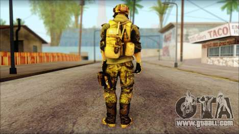 Support from BF4 for GTA San Andreas second screenshot