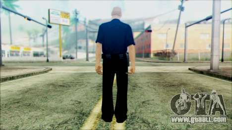 Sfpd1 from Beta Version for GTA San Andreas second screenshot