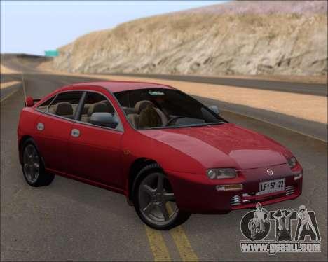 Mazda 323F 1995 for GTA San Andreas