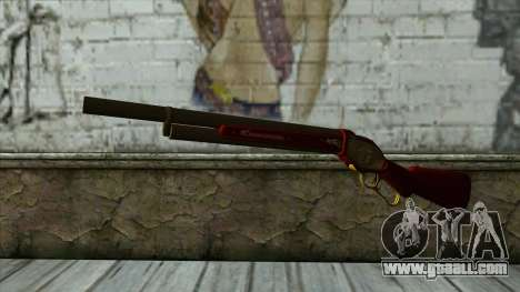 M1887 from PointBlank v1 for GTA San Andreas
