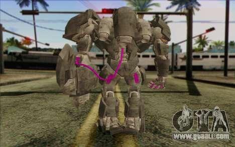 Shockwawe v2 for GTA San Andreas second screenshot