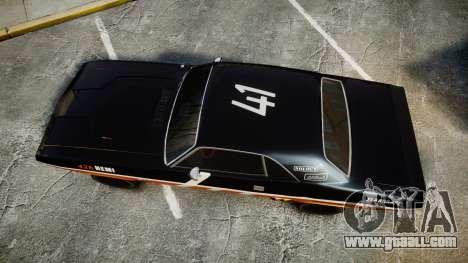 Dodge Challenger 1971 v2.2 PJ9 for GTA 4 right view