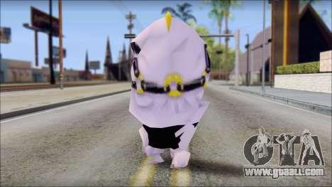 Ahguy from Sponge Bob for GTA San Andreas second screenshot