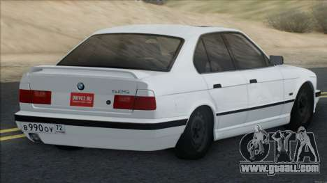 BMW M5 E34 for GTA San Andreas right view