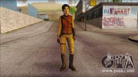 Tomb Raider Skin 5 2013 for GTA San Andreas