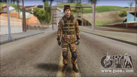 Soviet TD for GTA San Andreas