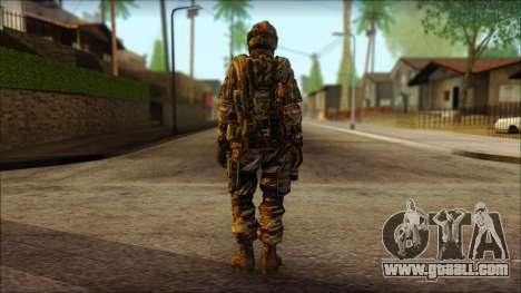 Soldiers of the EU (AVA) v3 for GTA San Andreas second screenshot
