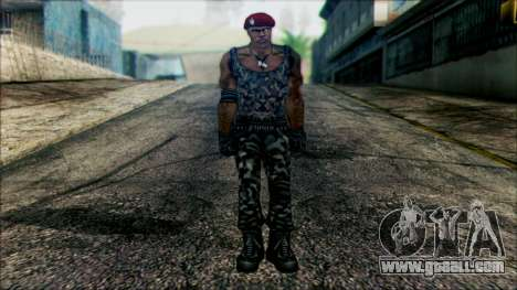 Manhunt Ped 20 for GTA San Andreas
