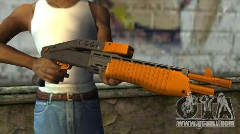 Nitro Shotgun v2 for GTA San Andreas third screenshot